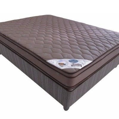 King size bed-Elegance euro top