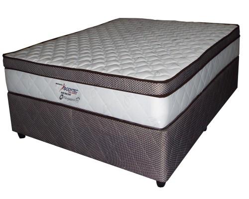 Double pocket spring bed-Elegance