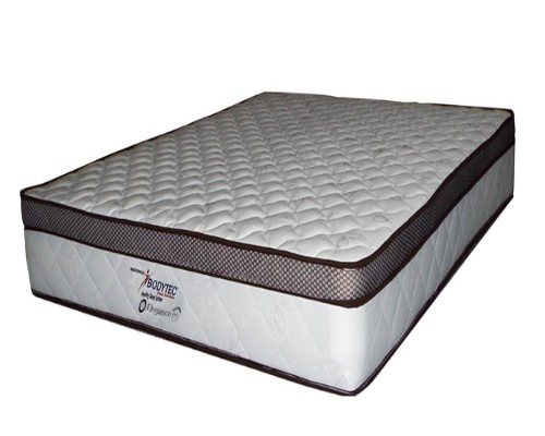 Double pocket spring mattress-Elegance