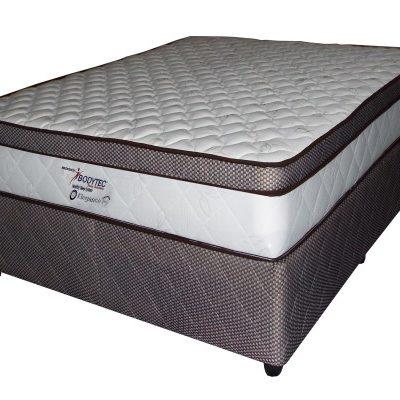Single pocket spring bed-Elegance