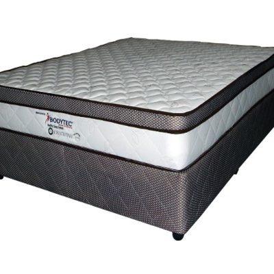 Single pocket spring bed-Executive