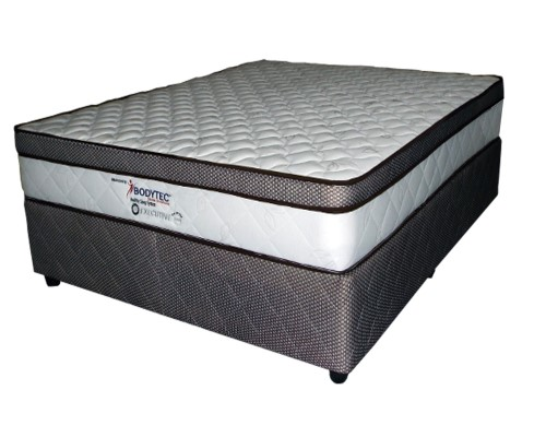 Single pocket spring bed-Executive