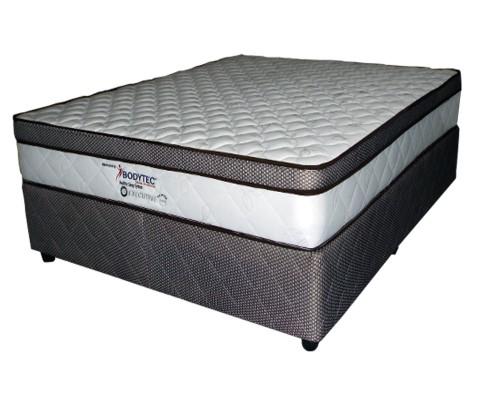 Three quarter pocket spring bed-Executive