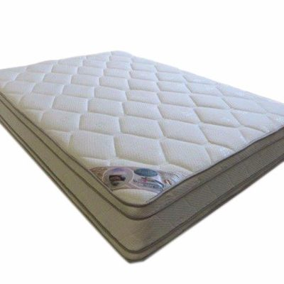 Double mattress-firm rest euro top