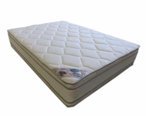 Double mattress-firm rest euro top