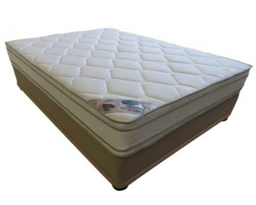Queen size bed-firm rest euro top