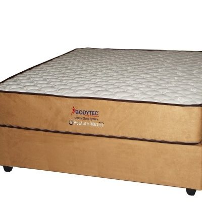 Double foam bed-Posture max