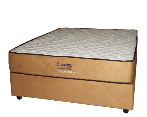 Queen size foam bed-Posture max