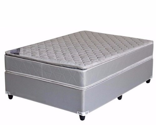 Double pillow top bed-Quality rest