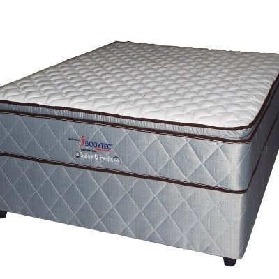 King size bed-Spine-o-pedic