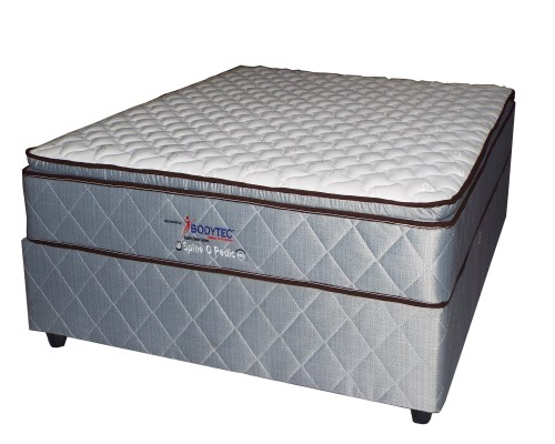 Queen size bed-Spine-o-pedic