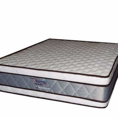 Single euro top mattress-Sensation