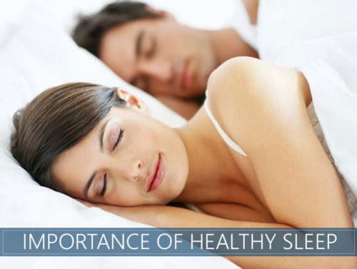 Your healthy sleep regime