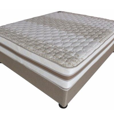 Three quarter latex bed-Chiro plus
