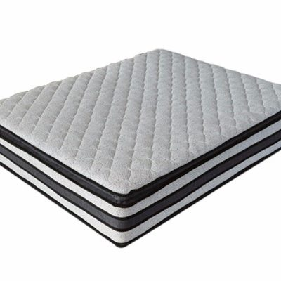 Double memory foam gel mattress-Ortho tec