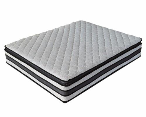 King size memory foam gel mattress-Ortho tec